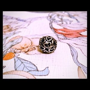Pandora Hearts All Around Charm - Silver